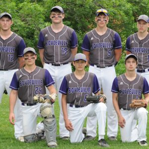 Boyceville baseball All-Conference