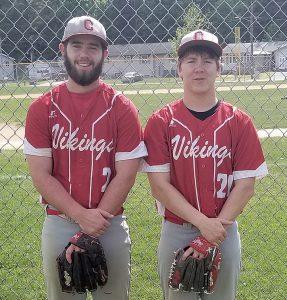 Colfax All-Conference Baseball