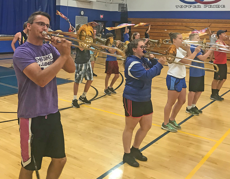GC marching Band