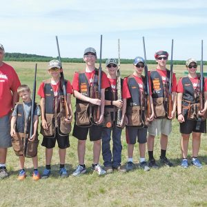 Colfax Trap Team