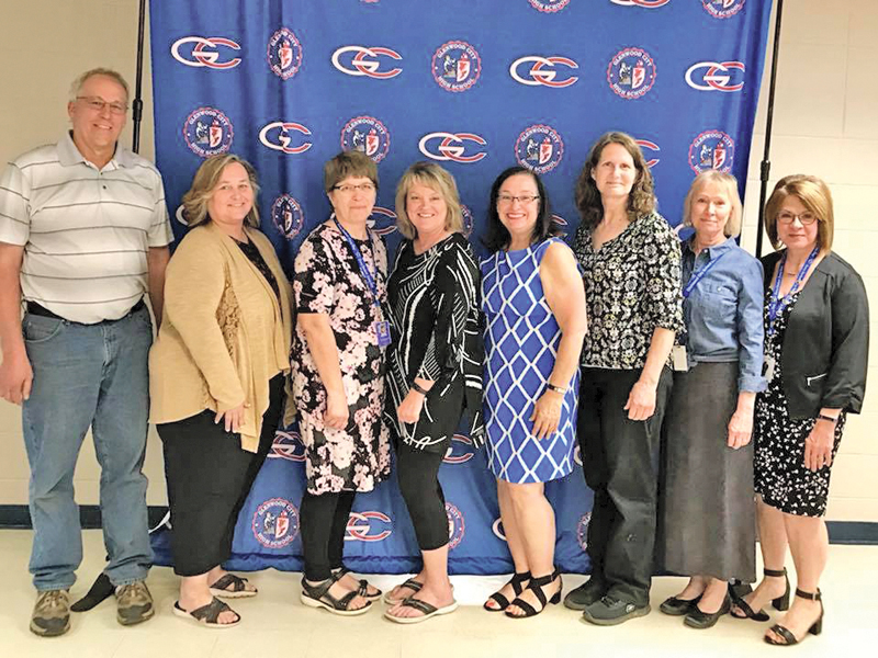 GC SCHOOL RETIREES