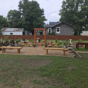Boyceville's Friendship Garden
