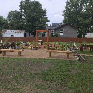 Boyceville's Friendship Garden
