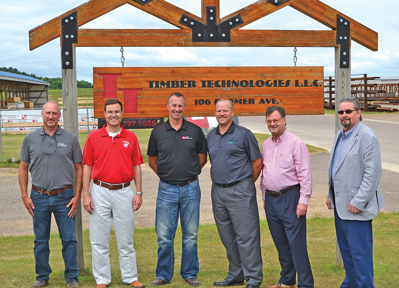 Timber Technologies in Colfax