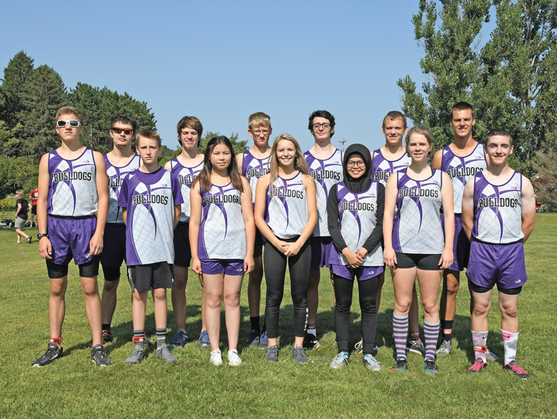 2018 Boyceville Cross Country Teams