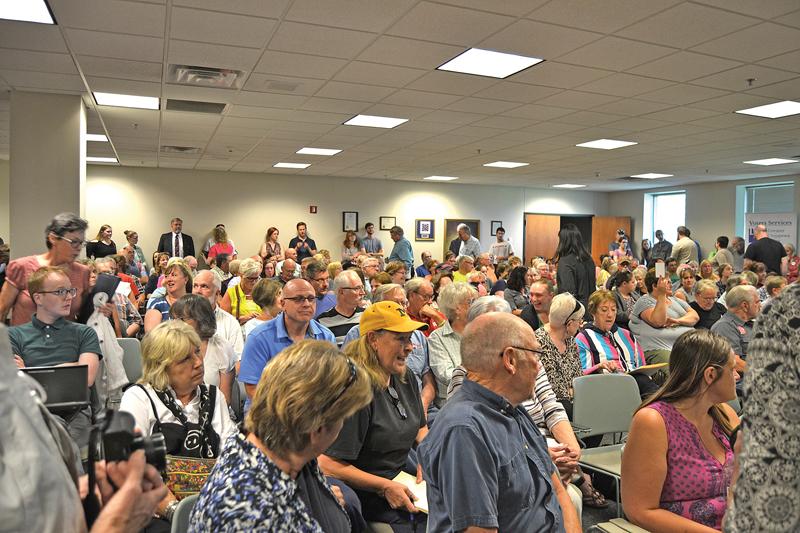 Dunn County Sheriff's Forum