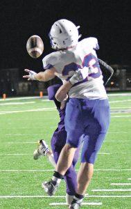 Caleb Petersen catch