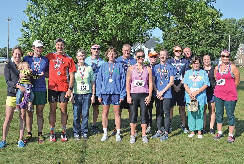 2018 Twister Run Winners in 5K