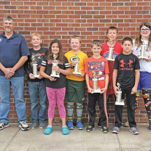 GC Punt Pass and Kick winners