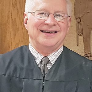 JUDGE EDWARD VLACK