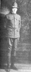 Einar Roe, he served in both world wars