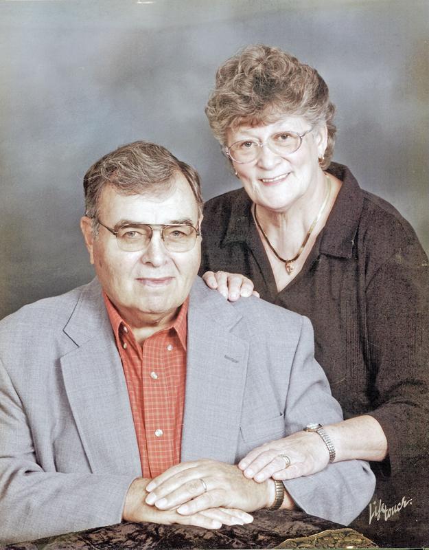 DON AND RAYOLA HERMAN