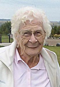 VONNIE (EVELYN) E. FLESBERG