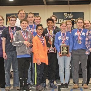 Boyceville Middle School Science Olympiad Team