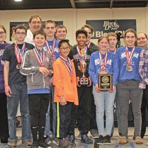 Boyceville Middle School Science Olympiad Team