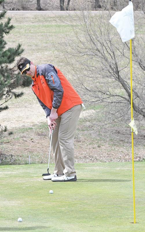 Whitetail Golf Invite Marcus Kinblom