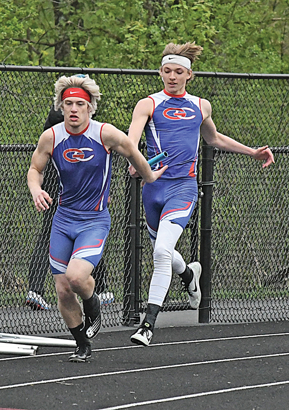 2019 Sectional Track
