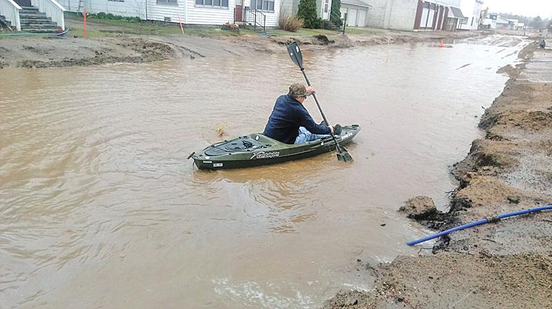 Boyceville Flooding
