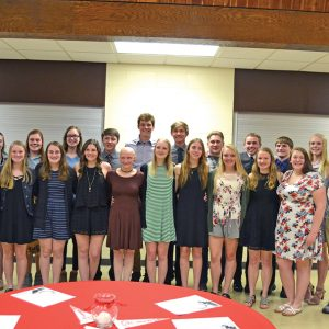 CHS Senior Awards photo