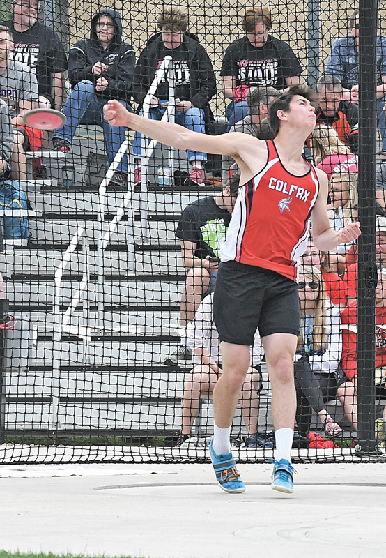 2019 State Track Saturday Meet Ed Hydukovich