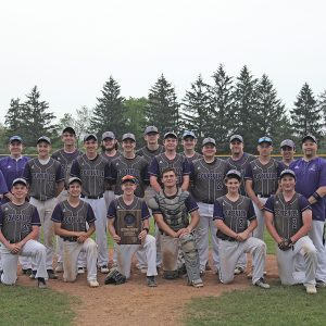 Boyceville Bulldogs baseball team photo