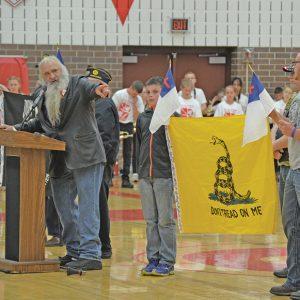 Colfax Memorial Day Zien