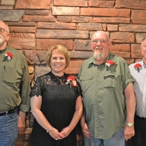 Colfax schools retirees