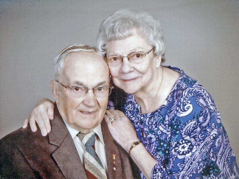 Dr. David and Ethel Frogner
