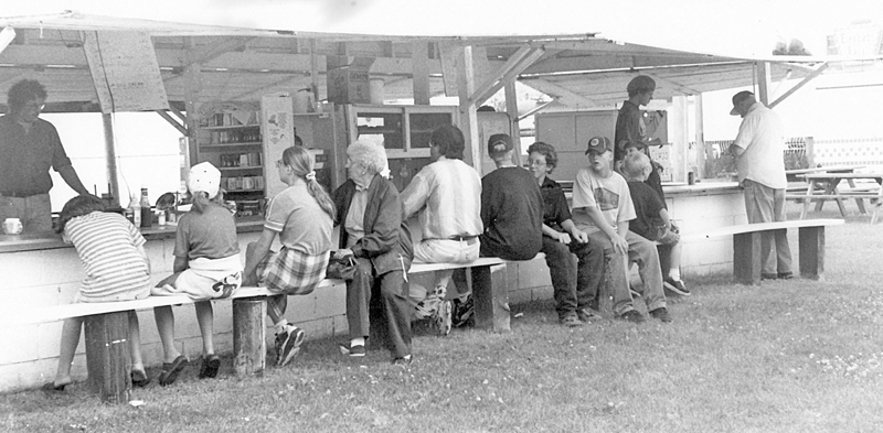 Holden Food Stand photo