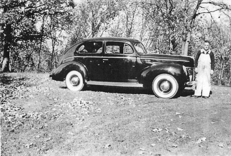 1940 Raffle Car