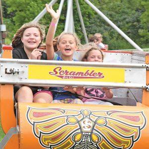 2019 SCC Fair Rides Scrambler