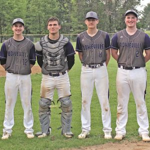 BV baseball All Conference