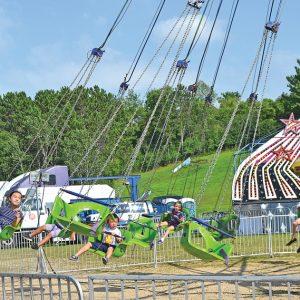 DC Fair Midway Rides
