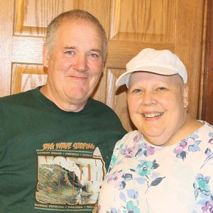 Gary and Debbie Stevens