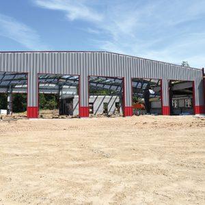 Boyceville's new fire station