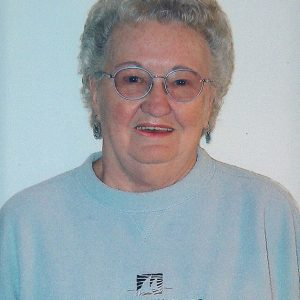 DORIS E. FORD