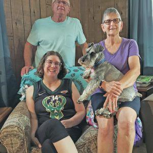 Dempski family photo