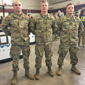 829th Engineering Deploys