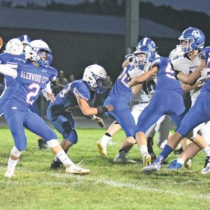 GC FB vs Mondovi Bryce Wickman
