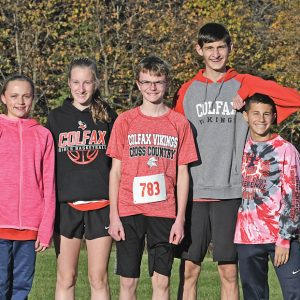 Colfax MS Cross Country