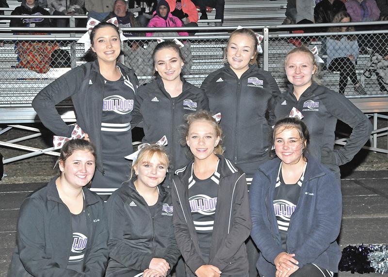 2019 Boyceville Cheerleaders