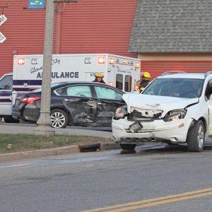 GC Main Street Accident