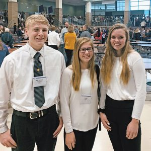 State GCMS honors