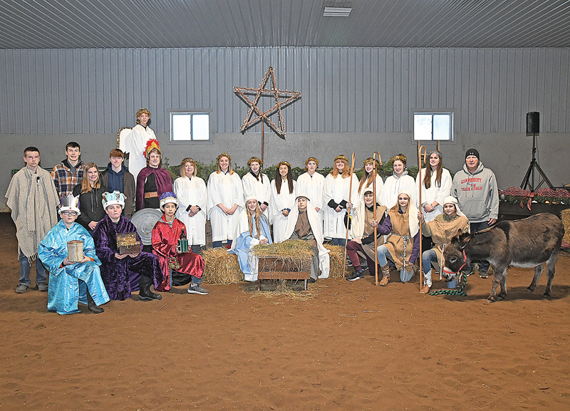 2019 Christmas in the Barn