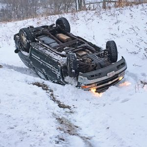 Hwy 128 Accident photo