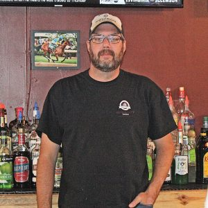 Wood City Tavern owner Kent Kletscher
