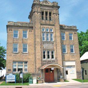 Colfax Municipal Building