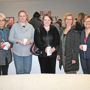 GC Chamber Winter Walk 2019 board members
