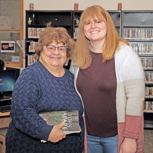 Author Kaitlin Lee book signing with Nancy Graese