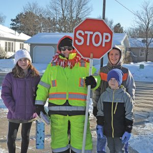 Wendy Lausted Crossing Guard